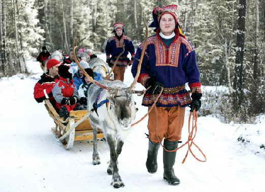 Finland_SantaClaus_Village